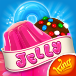 Candy Crush Jelly Saga MOD Unlimited Money 2.40.11
