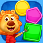 Colors Shapes – Kids Learn Color and Shape MOD Unlimited Money 1.2.2