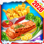 Cooking Day – Restaurant Craze Best Cooking Game MOD Unlimited Money 5.2