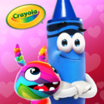 Crayola Create Play Coloring Learning Games MOD Unlimited Money 1.26