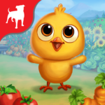 FarmVille 2 Country Escape MOD Unlimited Money 15.0.5351