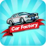 Idle Car Factory Car Builder Tycoon Games 2020 MOD Unlimited Money 12.6.6