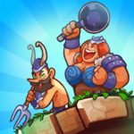 King Of Defense Battle Frontier Merge TD MOD Unlimited Money 1.4.1