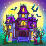 Monster Farm Happy Ghost Village Witch Mansion MOD Unlimited Money 1.47