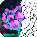 Paint By Number – Free Coloring Book Puzzle Game MOD Unlimited Money 2.17.1