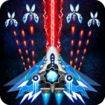 Space shooter – Galaxy attack – Galaxy shooter MOD Unlimited Money 1.421