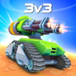 Tanks A Lot – Realtime Multiplayer Battle Arena MOD Unlimited Money 2.49