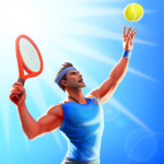 Tennis Clash 3D Free Multiplayer Sports Games MOD Unlimited Money 1.26.0