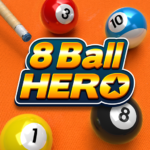 8 Ball Hero – Pool Billiards Puzzle Game MOD Unlimited Money 1.16