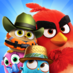 Angry Birds Match 3 MOD Unlimited Money 4.0.0