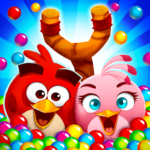 Angry Birds POP Bubble Shooter MOD Unlimited Money 3.79.1