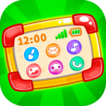 Babyphone tablet – baby learning games drawing MOD Unlimited Money 1.9.7