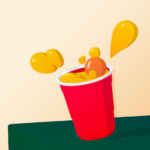 Be a pong MOD Unlimited Money 1.2.12