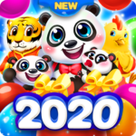 Bubble Shooter 5 Panda MOD Unlimited Money 1.0.21