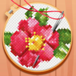 CROSS-STITCH COLORING BOOK MOD Unlimited Money 0.0.120
