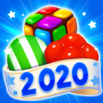 Candy Witch – Match 3 Puzzle Free Games MOD Unlimited Money 15.6.5009