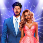 Celebrity Fashion Girl Games MOD Unlimited Money 1.2