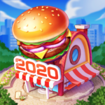 Cooking Frenzy Madness Crazy Chef Cooking Games MOD Unlimited Money 1.0.23