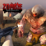 Dead Walk City Zombie Shooting Game MOD Unlimited Money 1.0.1