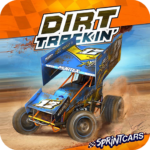 Dirt Trackin Sprint Cars MOD Unlimited Money 3.0.14