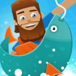 Hooked Inc Fisher Tycoon MOD Unlimited Money 2.11.1