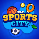 Idle Sports City Tycoon – Create a Sports Empire MOD Unlimited Money 0.8.2