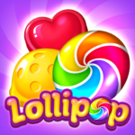 Lollipop Sweet Taste Match 3 MOD Unlimited Money 5.3.9