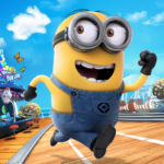 Minion Rush Despicable Me Official Game MOD Unlimited Money 7.1.0f