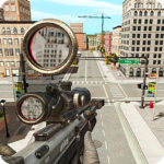 New Sniper Shooter Free offline 3D shooting games MOD Unlimited Money 1.70