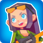 Nonstop Game Cyber Raid MOD Unlimited Money 0.0.18