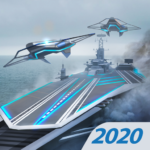 Pacific Warships World of Naval PvP Warfare MOD Unlimited Money 0.9.189