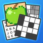 Puzzle Page – Crossword Sudoku Picross and more MOD Unlimited Money 3.1.4