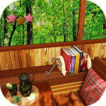 Room Escape GameThe room which bluebirds visit MOD Unlimited Money 1.1.2