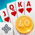 Scala 40 Online – Free Card Game MOD Unlimited Money 97.1.70