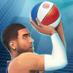 Shooting Hoops – 3 Point Basketball Games MOD Unlimited Money 3.83