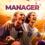 Womens Soccer Manager – Football Manager Game MOD Unlimited Money 1.0.35