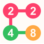 2 For 2 Connect the Numbers Puzzle MOD Unlimited Money 2.0.7