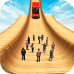 Biggest Mega Ramp With Friends – Car Games 3D MOD Unlimited Money 1.08