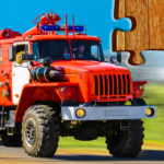 Cars Trucks Trains Jigsaw Puzzles Game MOD Unlimited Money 25.0