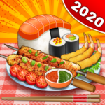 Cooking Max – Mad Chefs Restaurant Games MOD Unlimited Money 1.1.1