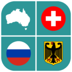 Geography Quiz – flags maps coats of arms MOD Unlimited Money 1.5.2