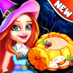 Halloween Cooking Chef Madness Fever Games Craze MOD Unlimited Money 1.4.1