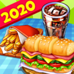 Hells Cooking crazy burger kitchen fever tycoon MOD Unlimited Money 1.36