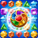 Jewels Time Endless match MOD Unlimited Money 2.5.0