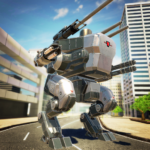 Mech Wars Multiplayer Robots Battle MOD Unlimited Money 1.411