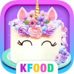 Unicorn Chef Cooking Games for Girls MOD Unlimited Money 3.9