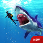 Angry Shark Attack – Wild Shark Game 2019 MOD Unlimited Money 1.0.5