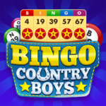 Bingo Country Boys Best Free Bingo Games MOD Unlimited Money 1.0.806