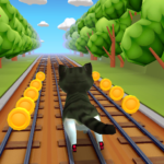 Cat Run 3D MOD Unlimited Money 1.0