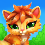 Cats Magic Dream Kingdom MOD Unlimited Money 1.4.121734